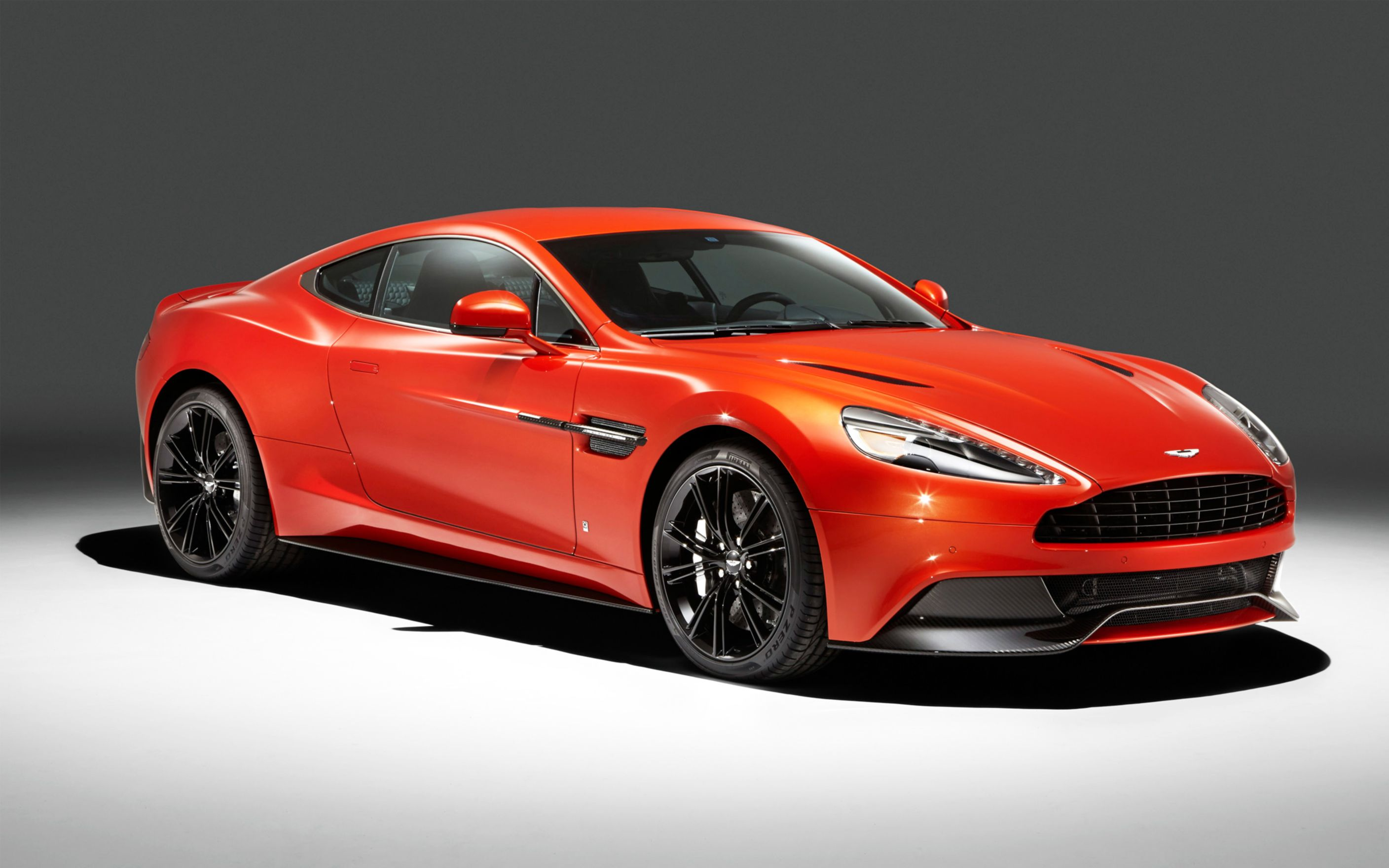 Download free HD Q By Aston Martin Vanquish 2014 Wide Wallpaper, image