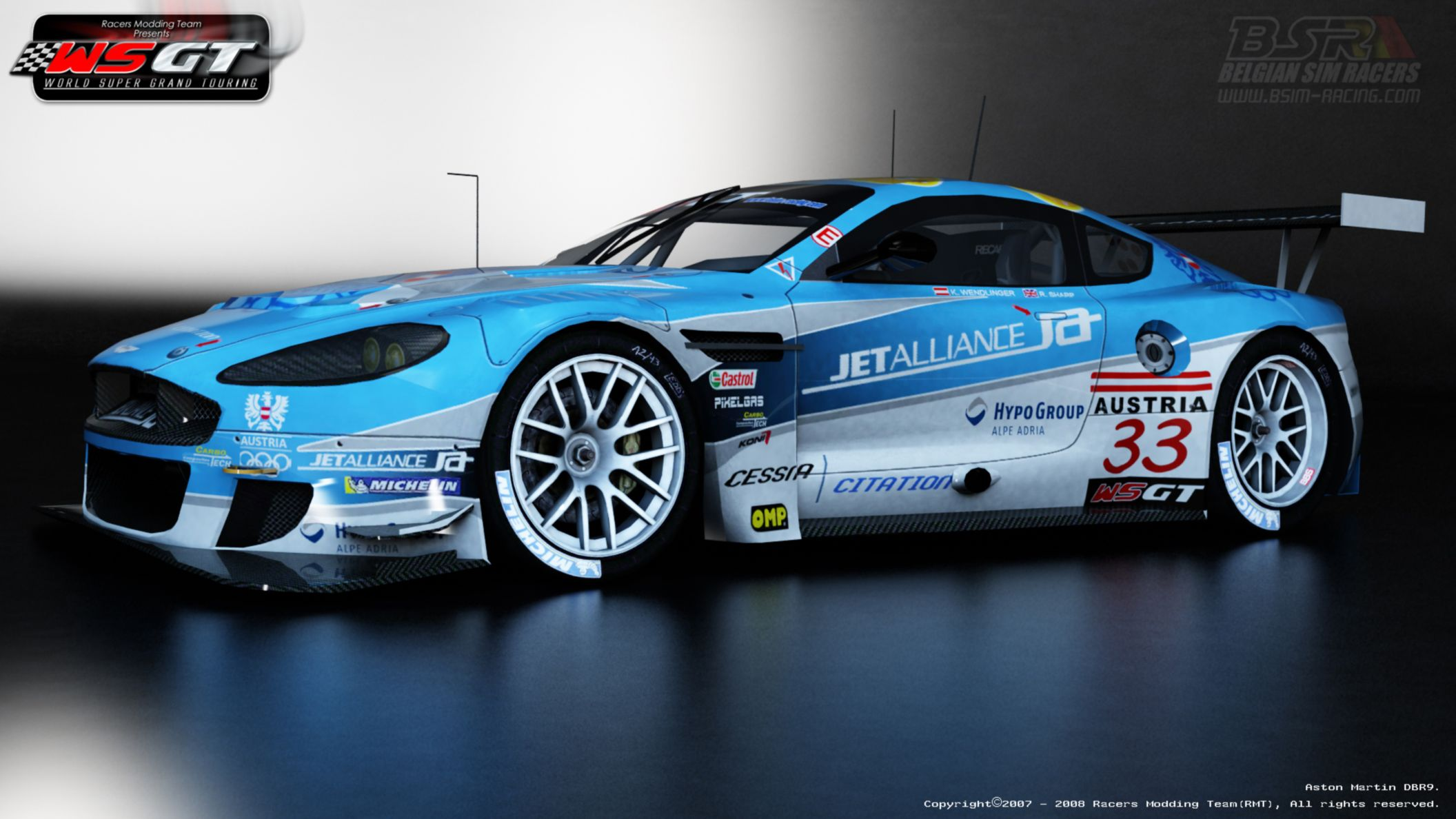 Download free HD Race Car Gt Tour HD Wallpaper, image