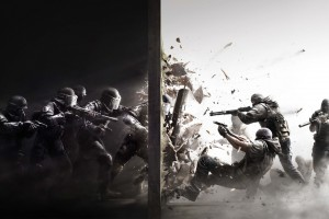 Rainbow Six Siege 2015 Game Wide Wallpaper