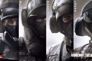 Rainbow Six Siege Gsg9 HD Wallpaper