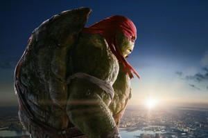 Raphael in Teenage Mutant Ninja Turtles Wide Wallpaper