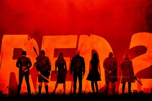 Red 2 Movie Wide Wallpaper