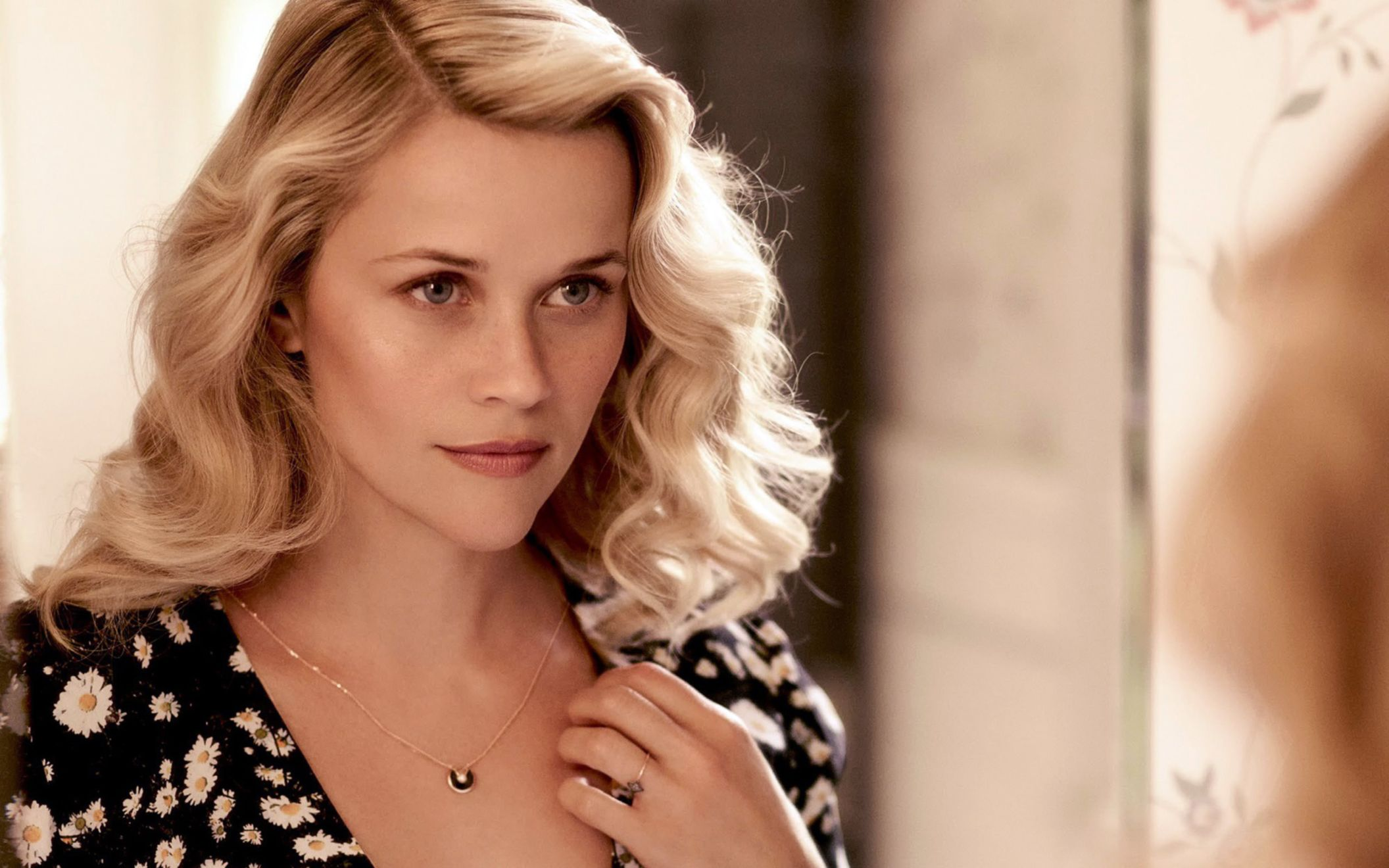 Download free HD Reese Witherspoon 2015 Wide Wallpaper, image