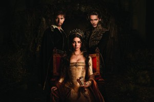 Reign TV Series Wide Wallpaper