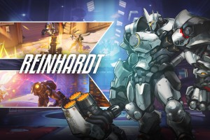 Reinhardt Overwatch HD Wallpaper