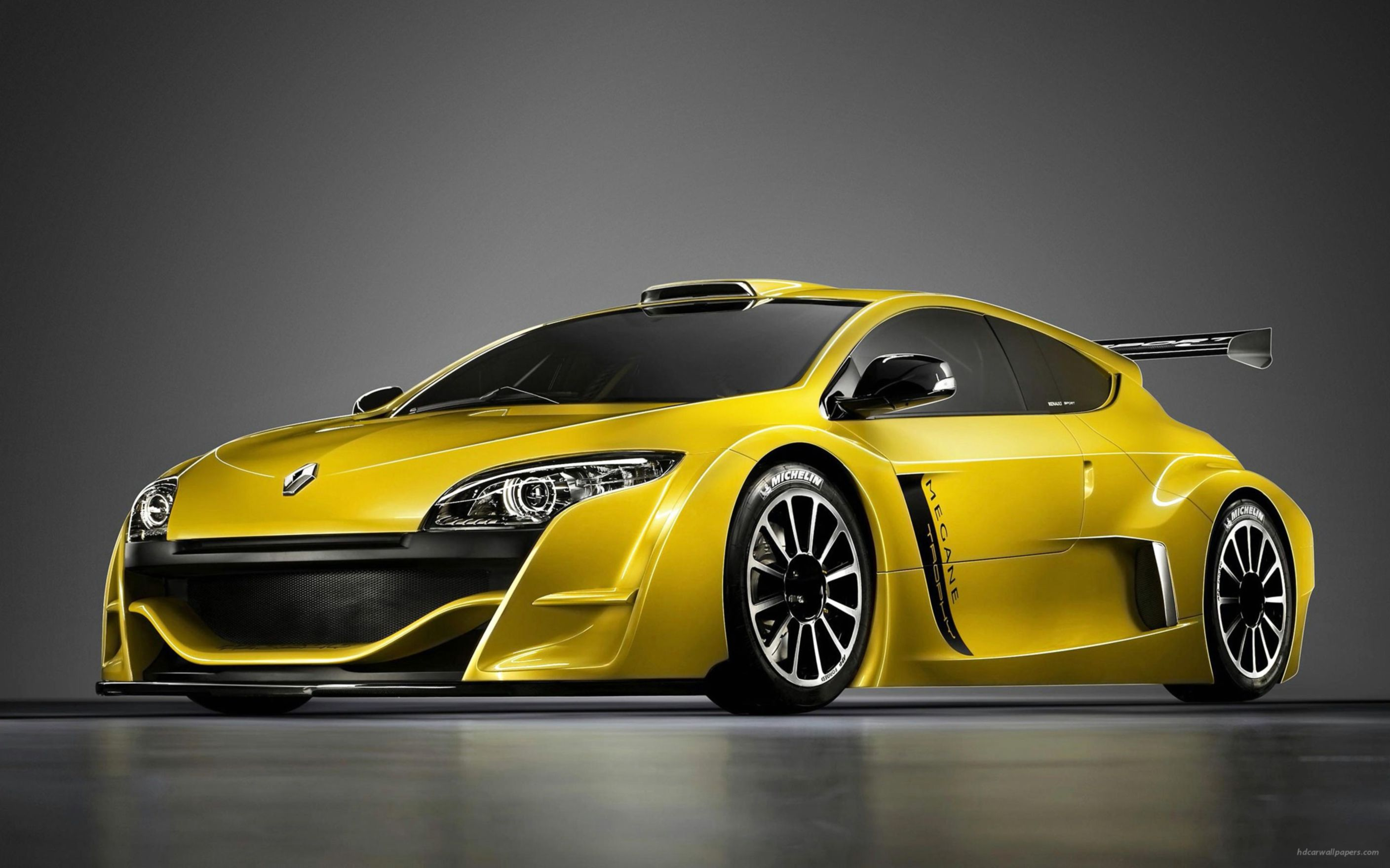 Download free HD Renault Megane Trophy Wide Wallpaper, image