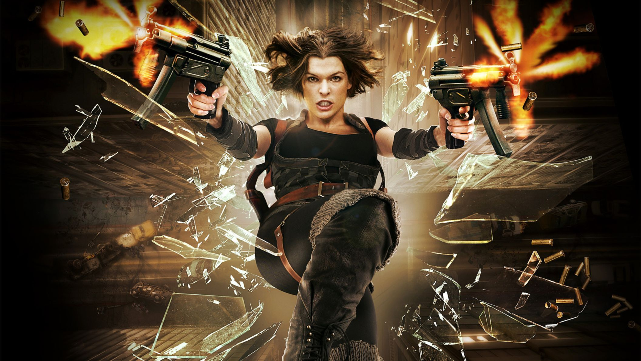 Download free HD Resident Evil Afterlife HD Wallpaper, image