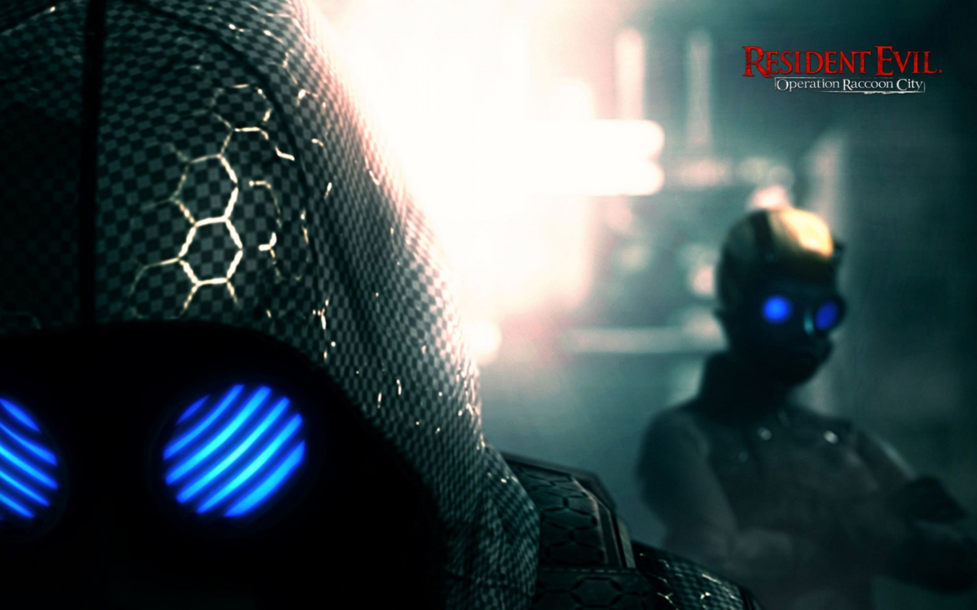Resident Evil Operation Raccoon City Wide Wallpaper
