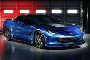 Revorix Chevrolet Corvette 2014 Wide Wallpaper
