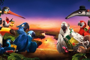 Rio 2 Movie 2014 Wide Wallpaper