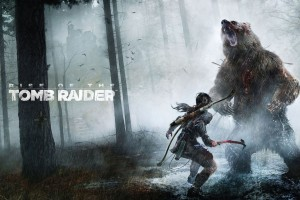 Rise of The Tomb Raider Pc Game HD Wallpaper