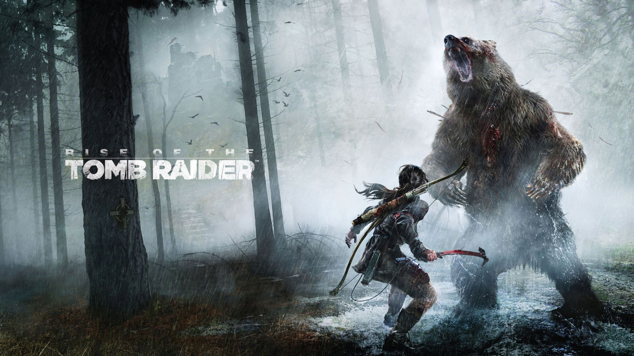 Download free HD Rise of The Tomb Raider Pc Game HD Wallpaper, image