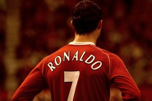 Ronaldo 3d Photo Wallpaper