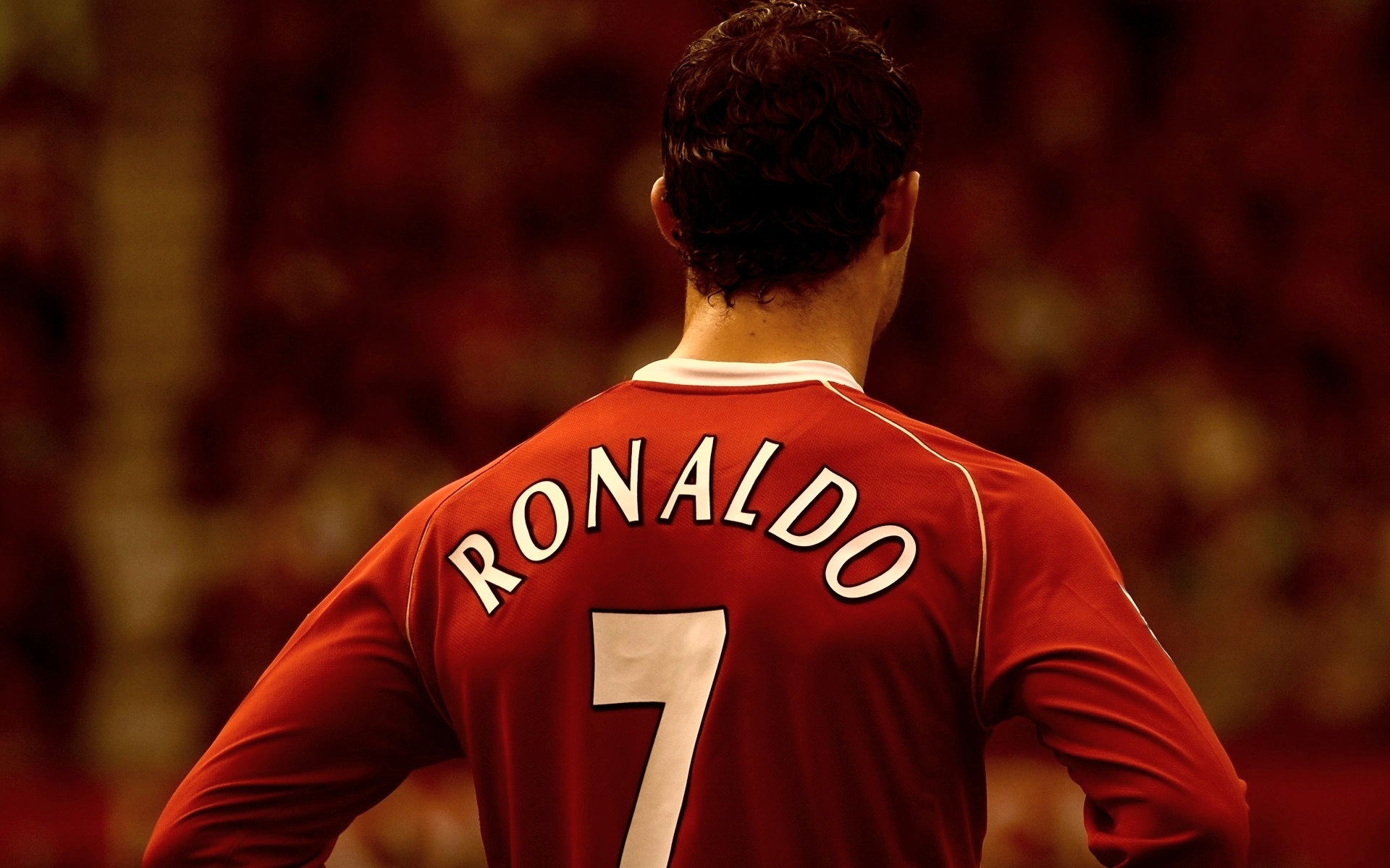 Download free HD Ronaldo 3D Photo Wallpaper, image