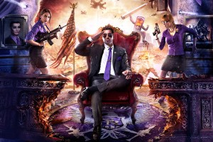 Download Saints Row Iv Artwork Wide Wallpaper Free Wallpaper on dailyhdwallpaper.com