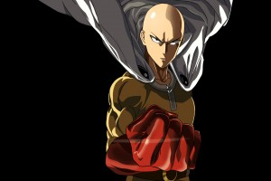Download Saitama One Punch Man HD Wallpaper Free Wallpaper on dailyhdwallpaper.com