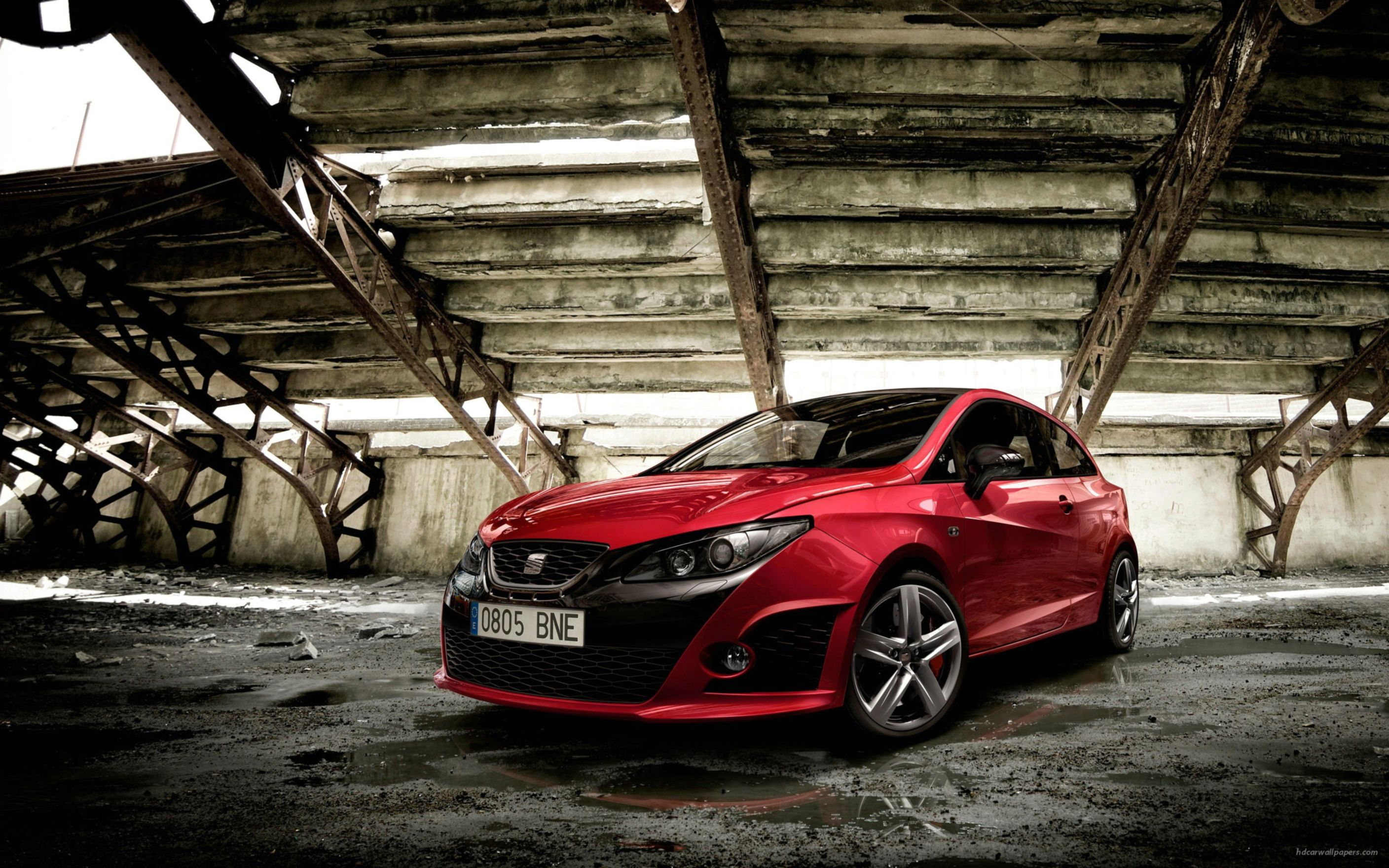 Download free HD Seat Ibiza Bocanegra Wide Wallpaper, image