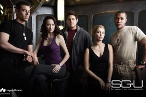 Sgu Stargate Universe Wide Wallpaper