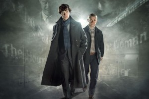 Sherlock TV Series HD Wallpaper