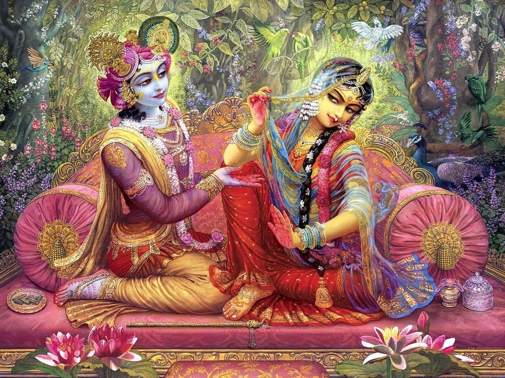 Shri Krishna Bal Leela Images HD for free download