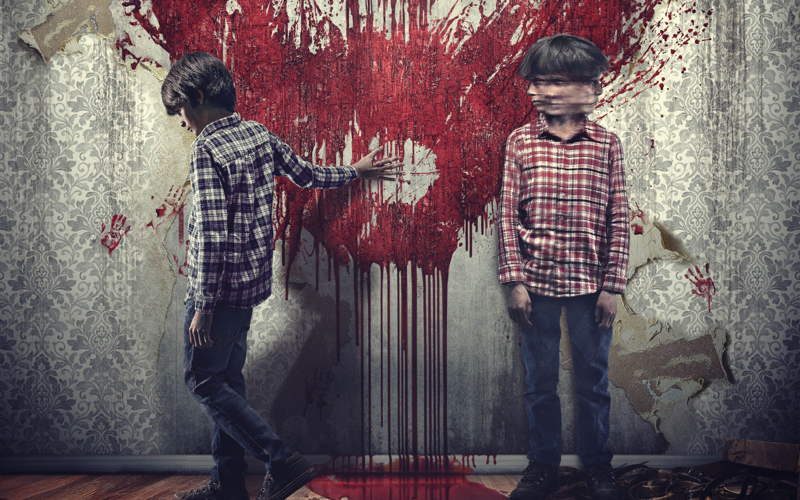 Download free HD Sinister 2 Horror Movie Wide Wallpaper, image