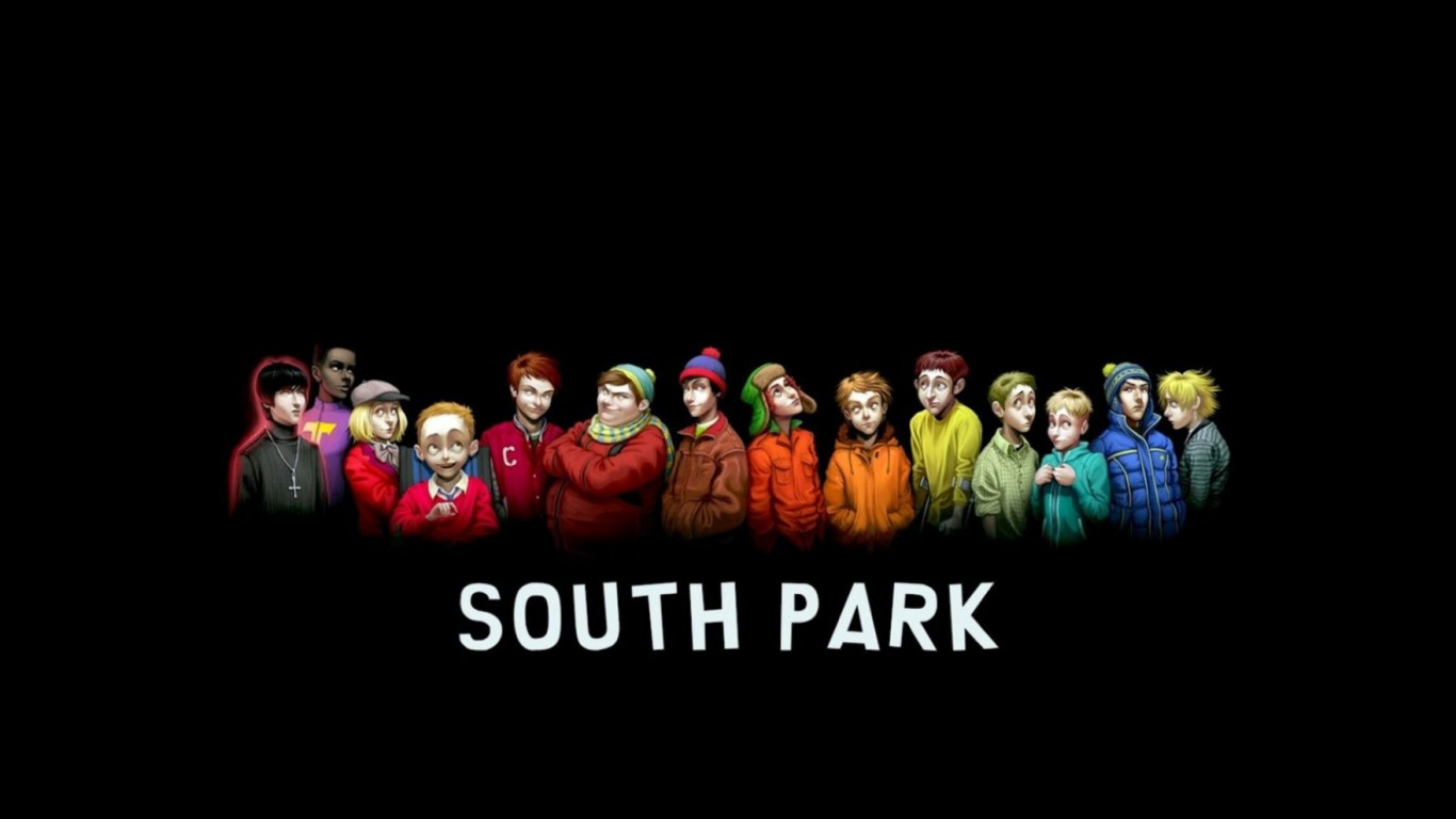 South Park Funny Wallpaper