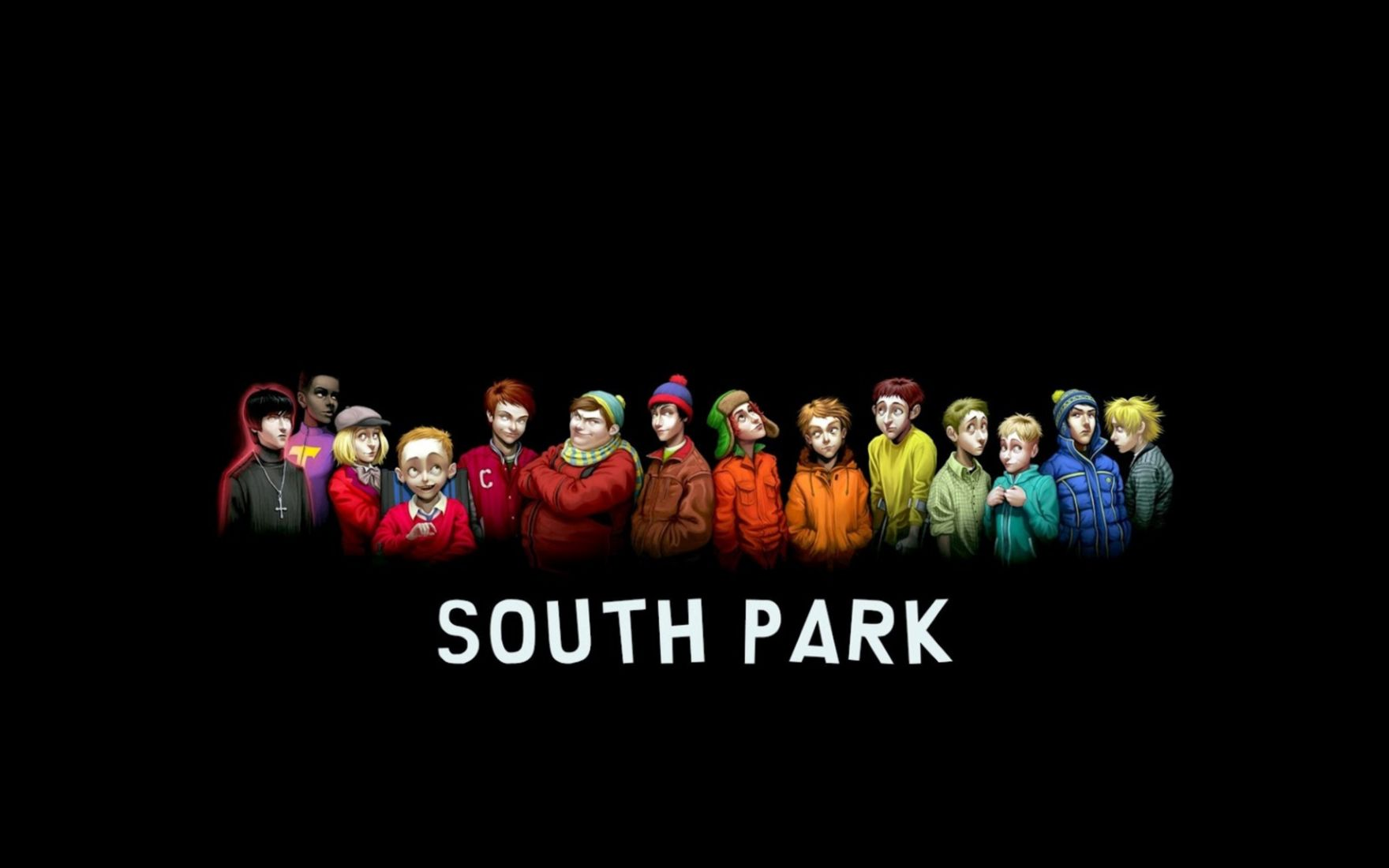 south park funny wallpaper: desktop hd wallpaper - download free