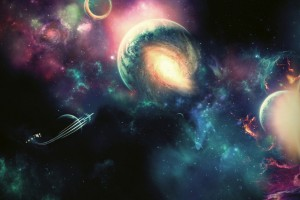 Download Space Art Hd 1080p Wallpaper Free Wallpaper on dailyhdwallpaper.com