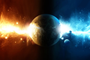 Space Hd 3d Wallpaper