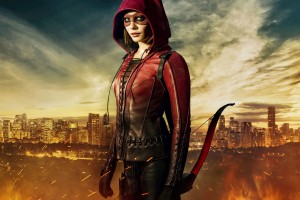 Speedy Willa Holland Arrow Wide Wallpaper