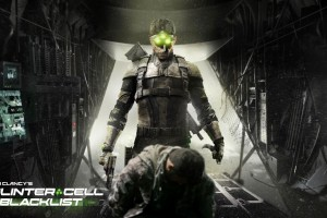 Splinter Cell Blacklist 2013 HD Wallpaper
