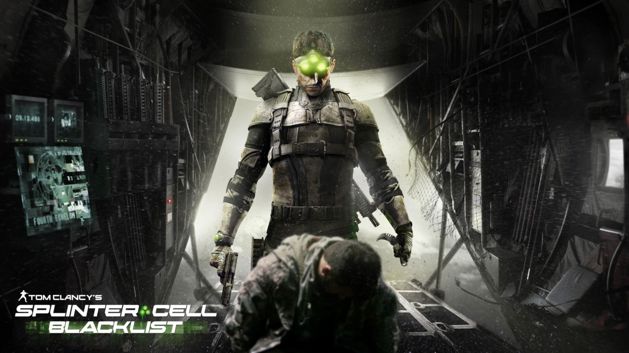 Download free HD Splinter Cell Blacklist 2013 HD Wallpaper, image