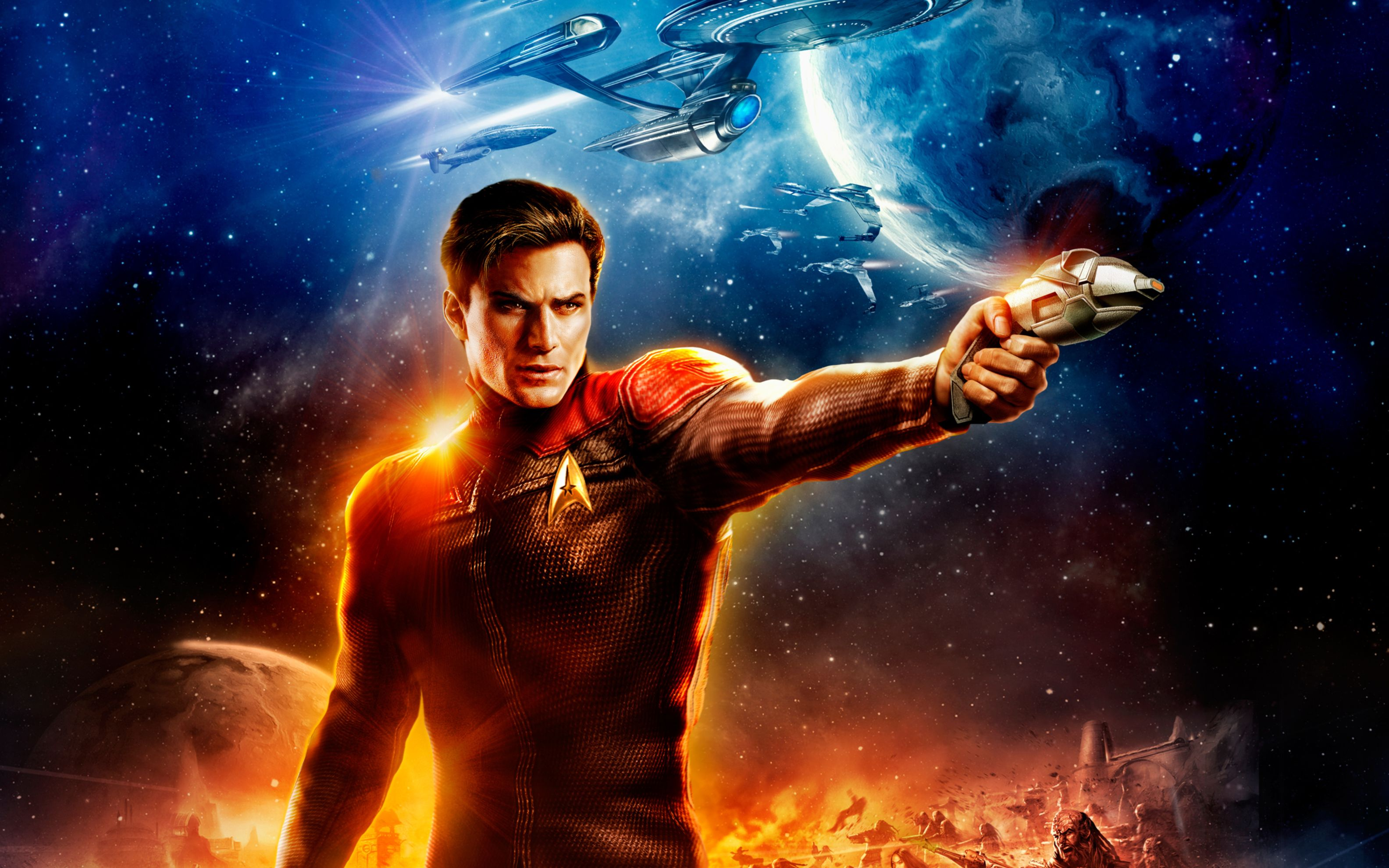 Download free HD Star Trek Online Game HD Wide Wallpaper, image