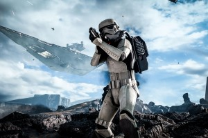 Star Wars Battlefront Stormtrooper HD Wallpaper