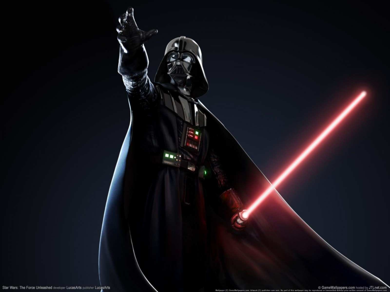 Star Wars The Force Unleashed 2 Normal Wallpaper