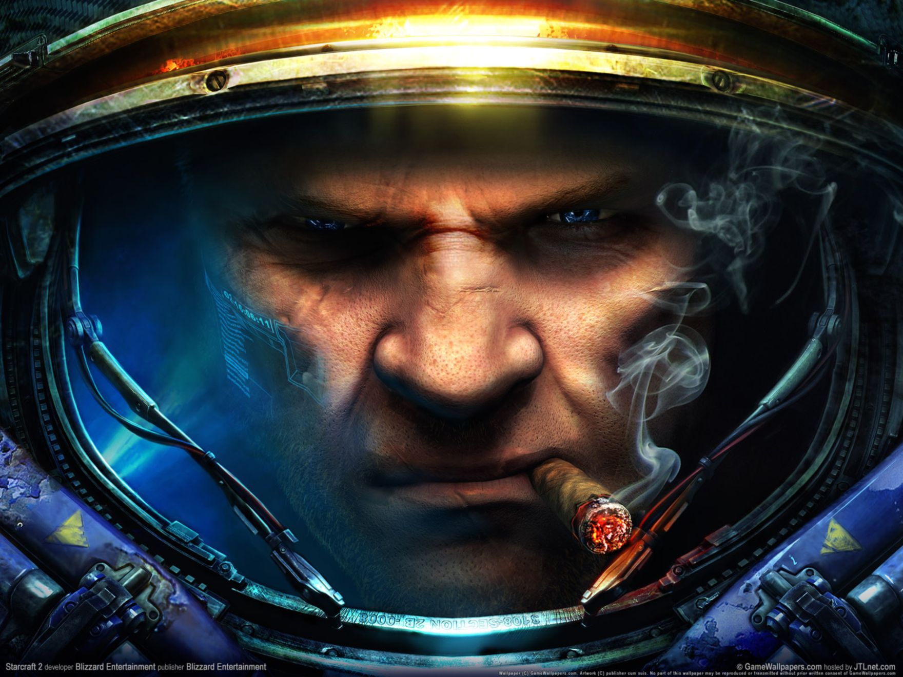 Download free HD Starcraft 2 1 Normal Wallpaper, image