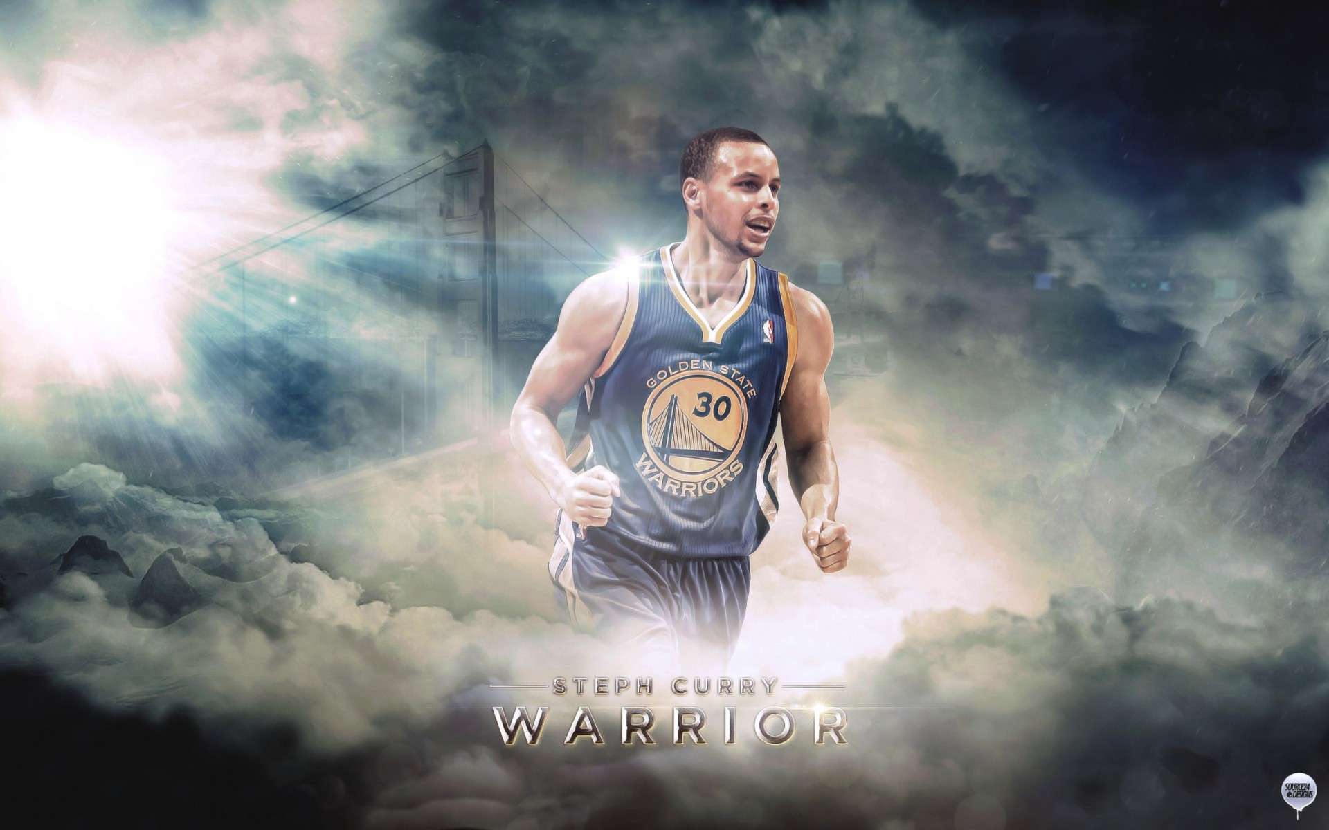 Stephen Curry Basketball Player Wide Wallpaper