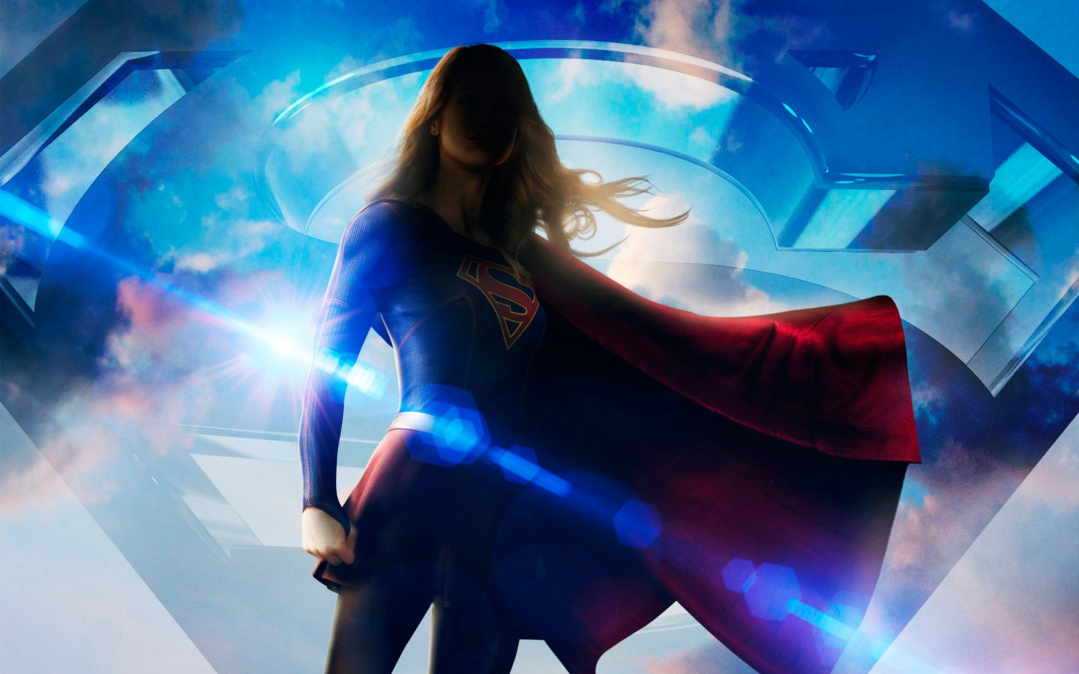Download free HD Supergirl Wide Wallpaper, image