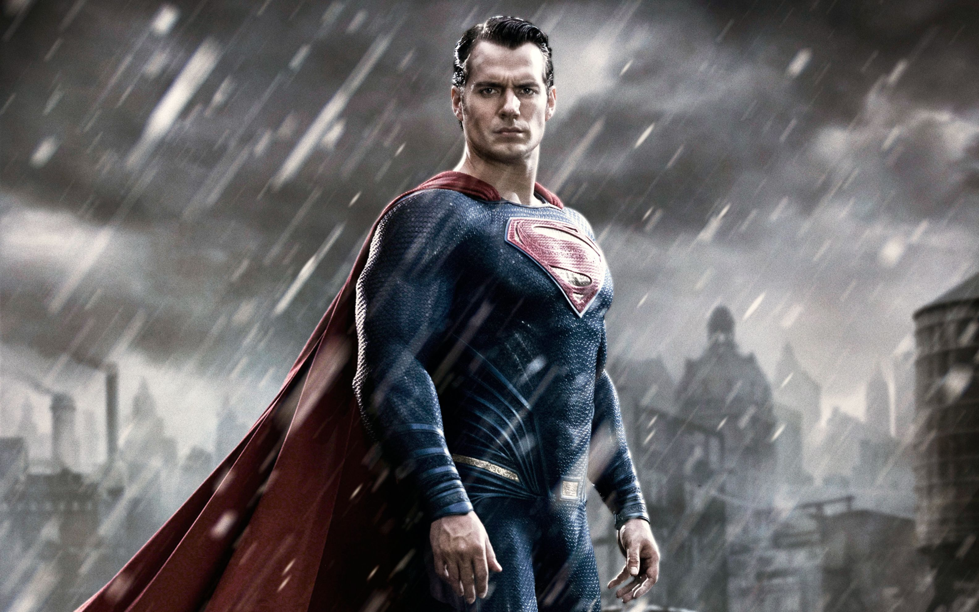 Download free HD Superman in Batman V Superman Dawn of Justice Wide Wallpaper, image
