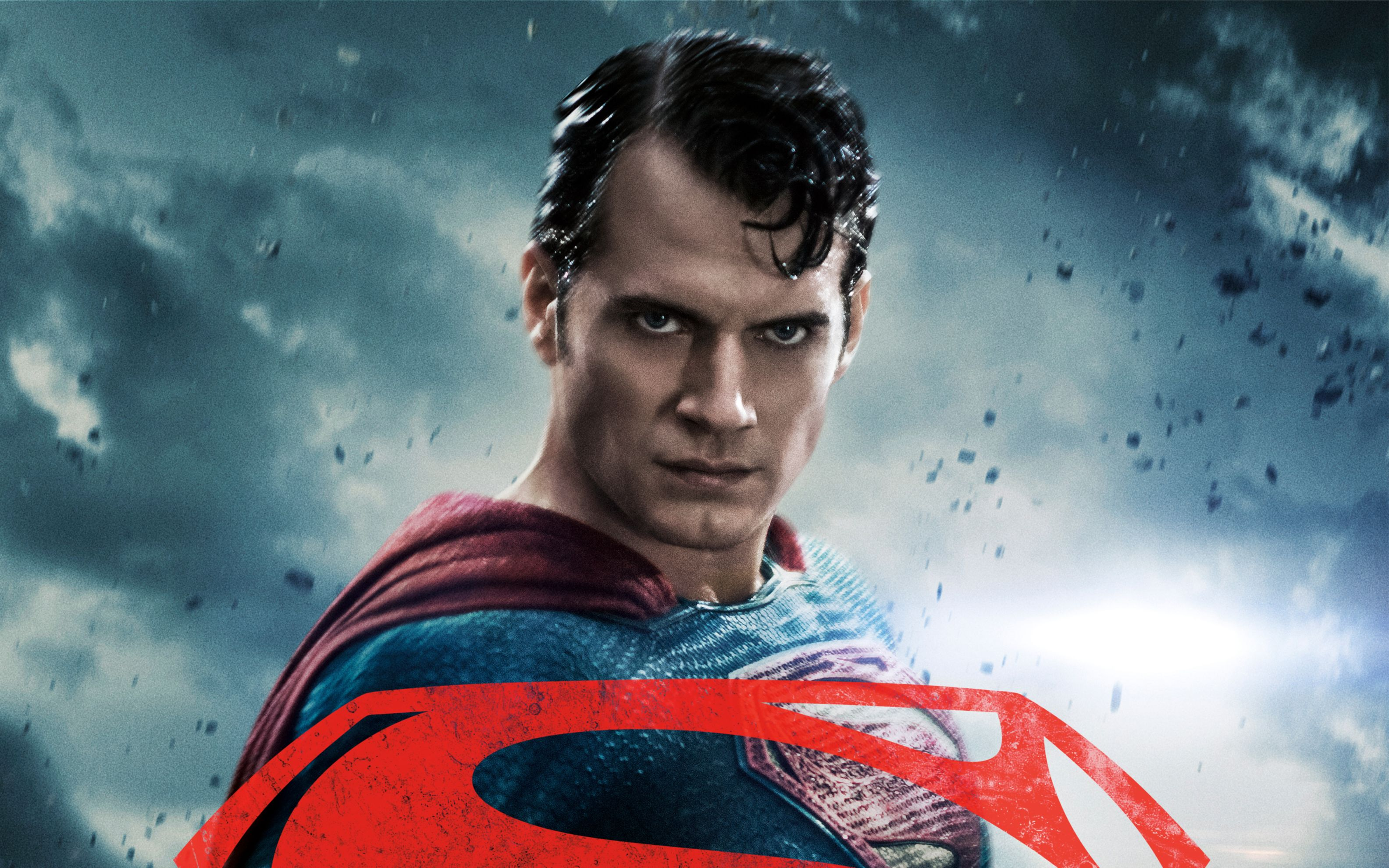 Download free HD Superman in Batman V Superman Wide Wallpaper, image