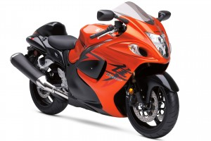Download Suzuki Hayabusa Orange Bike Wide Wallpaper Free Wallpaper on dailyhdwallpaper.com