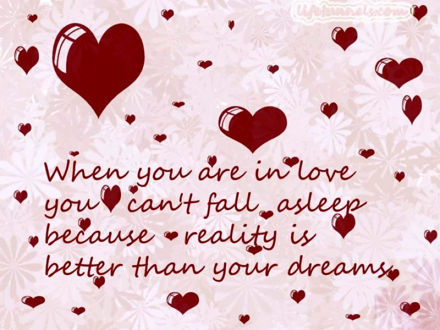 Sweet Valentines Day Quotes Wallpaper