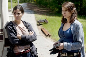 Download Tara Chambler Maggie Walking Dead Season 6 Wide Wallpaper Free Wallpaper on dailyhdwallpaper.com