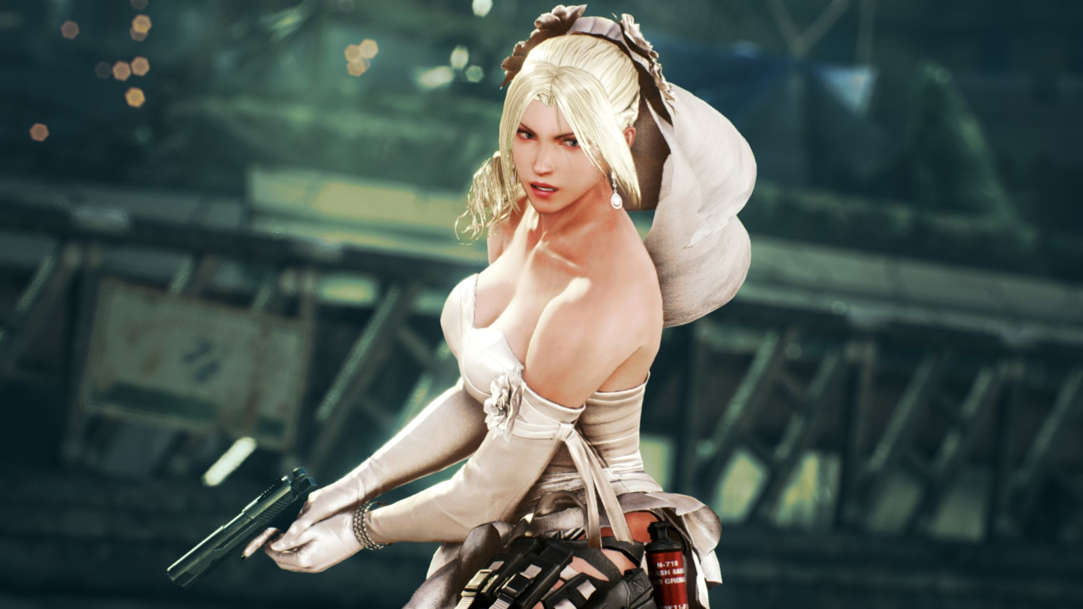 Download free HD Tekken 7 Nina Williams HD Wallpaper, image