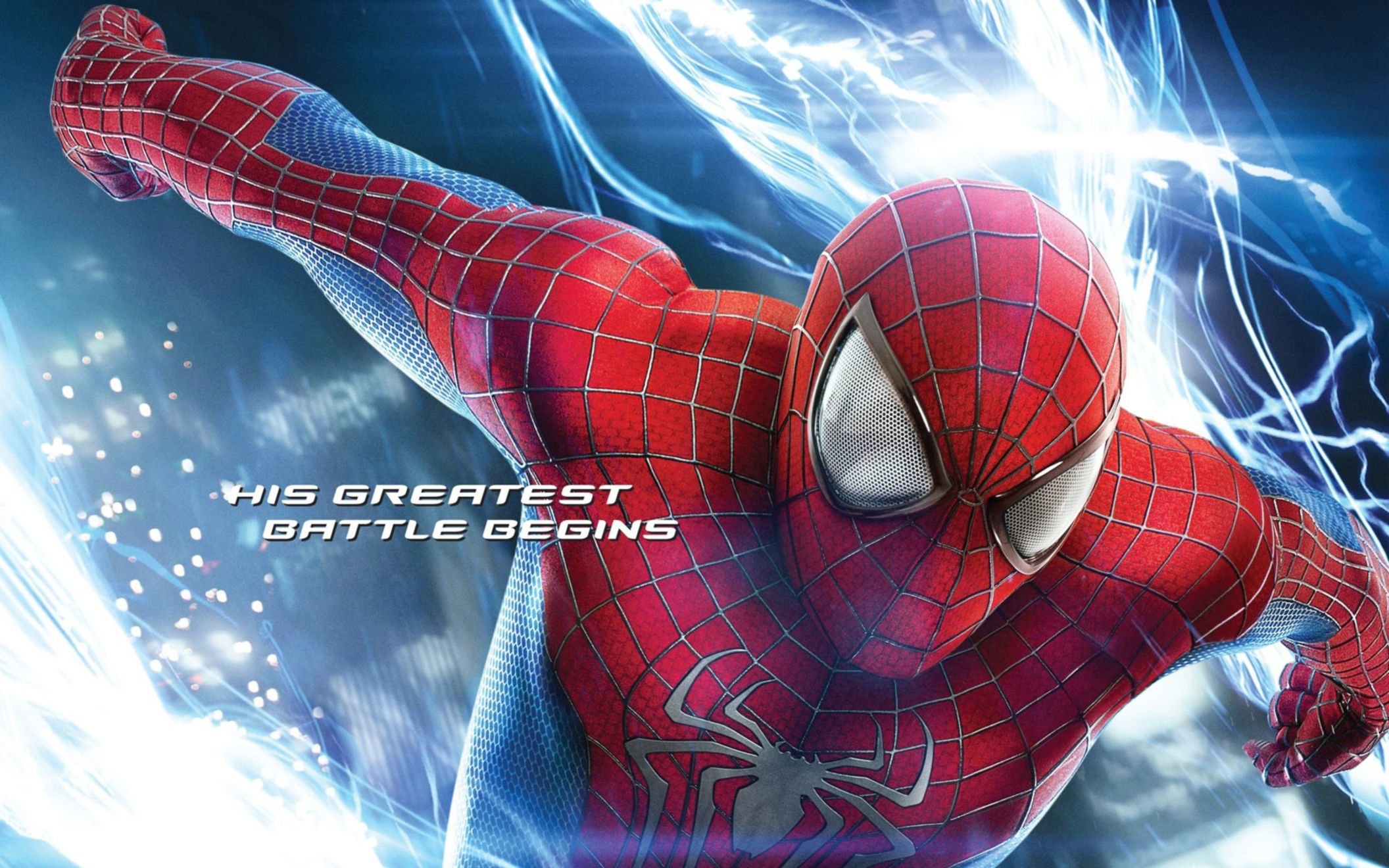 Download free HD The Amazing Spider Man 2 Movie Wide Wallpaper, image