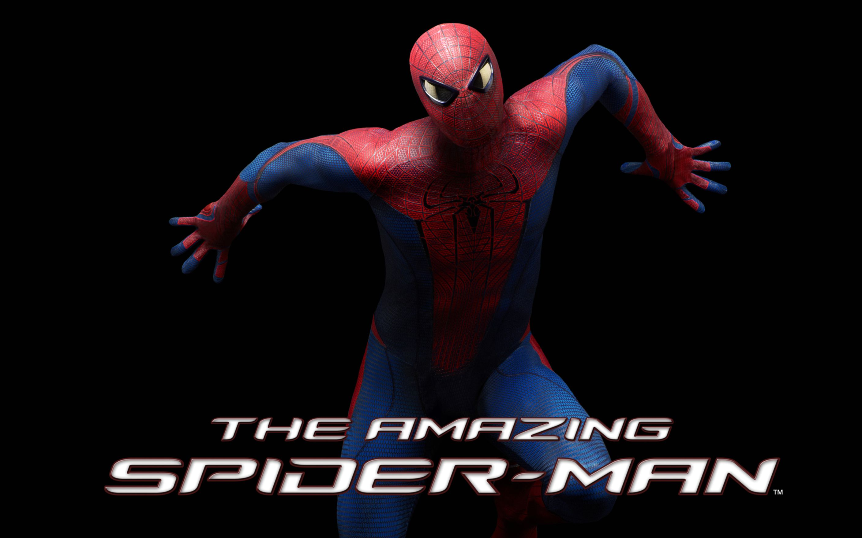 Download free HD The Amazing Spider Man Movie 2012 Wide Wallpaper, image