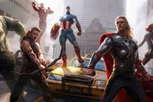 Download The Avengers Concept Art Wide Wallpaper Free Wallpaper on dailyhdwallpaper.com