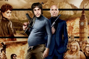 The Brothers Grimsby 2016 Movie HD Wallpaper