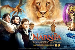 The Chronicles of Narnia Voyage of The Dawn Treader Wide Wallpaper