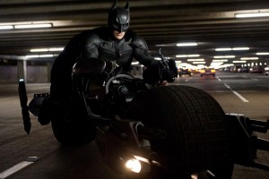 The Dark Knight Rises Batman Wide Wallpaper